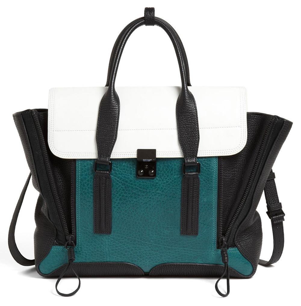3.1 Phillip Lim Tricolor Pashli Bag
