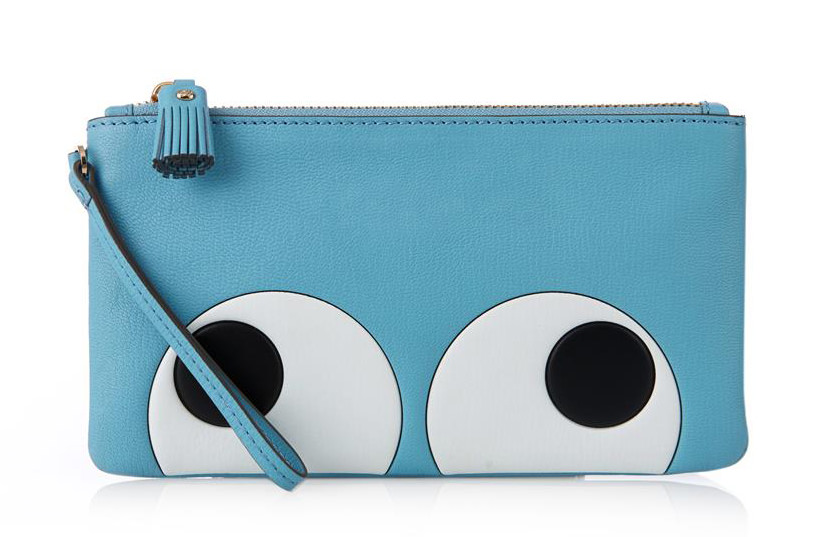 Anya Hindmarch Big Eyes Pouch