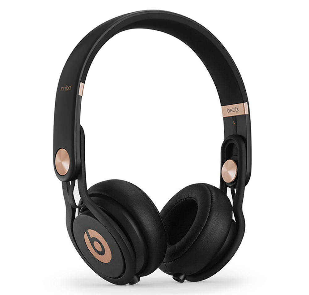 Beats by Dre Rose Gold Mixr Headphones
