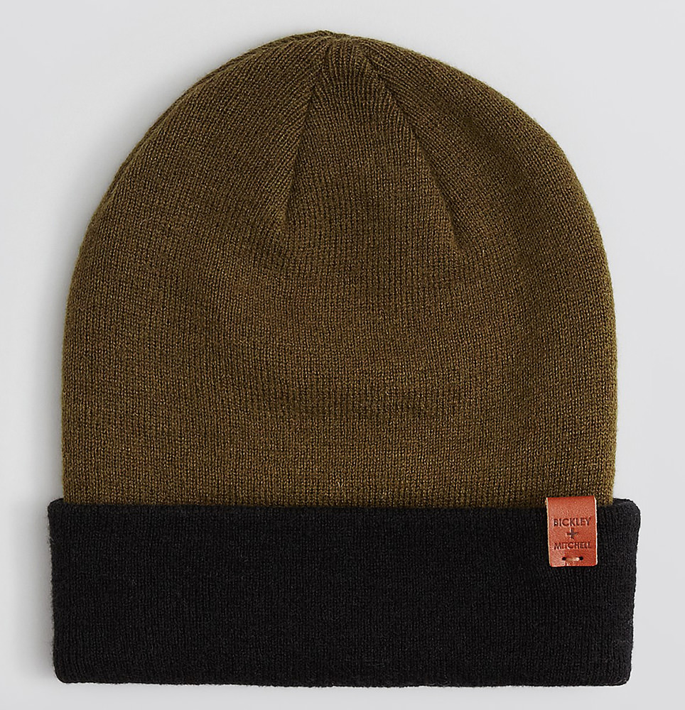Bickley and Mitchell Two-Tone Cuff Hat