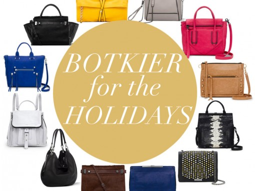 Gift Guide 2014: Snag a Botkier Bag for Everyone on Your Shopping List