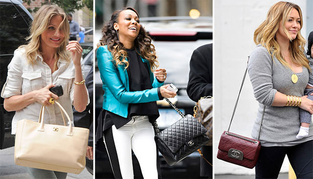 Celebrities-and-Chanel-Bags