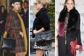 Check Last Week's Best Celebrity Bag Picks, with a Special Appearance from Kirstie Alley's Corgi