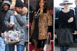The Best Celebrity Bag Picks of Last Week, Including Aretha Franklin's Chanel