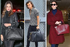 Check Out Last Week's Best Celebrity Bag Choices, Including Harry Styles' Tom Ford Duffel