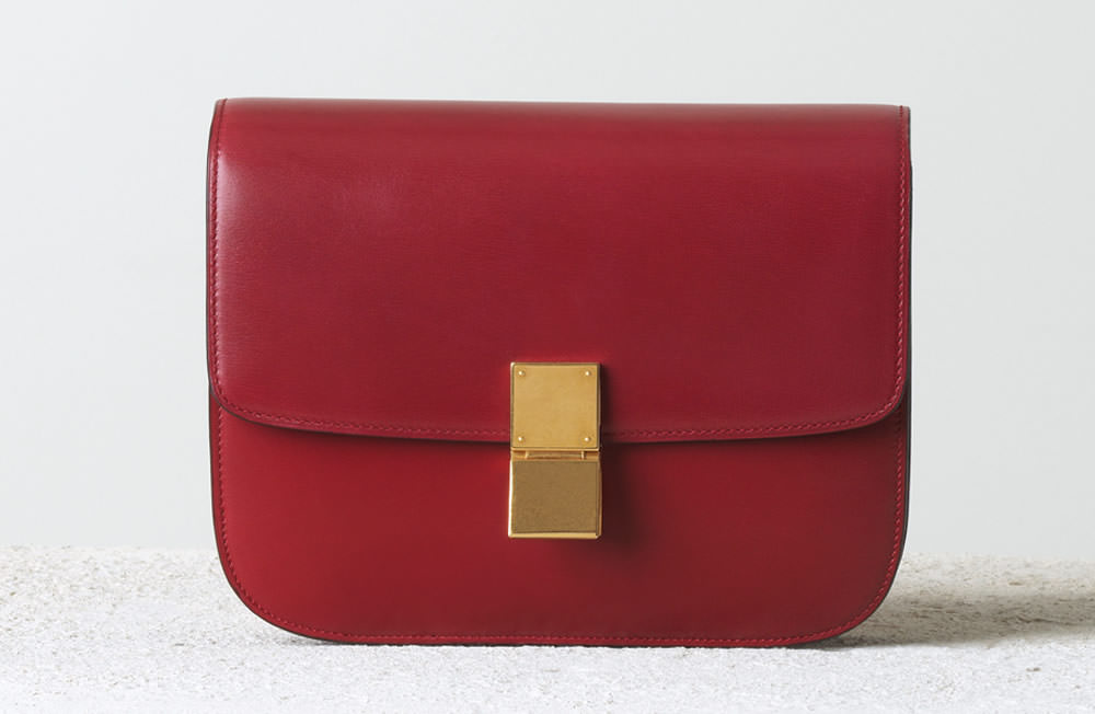 Celine Medium Box Bag