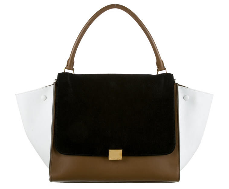 Celine Trapeze Bag RealReal