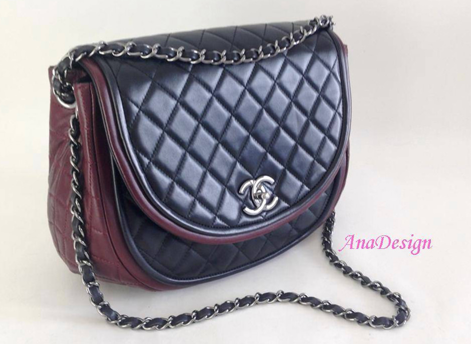 Chanel Bicolor Flap Bag