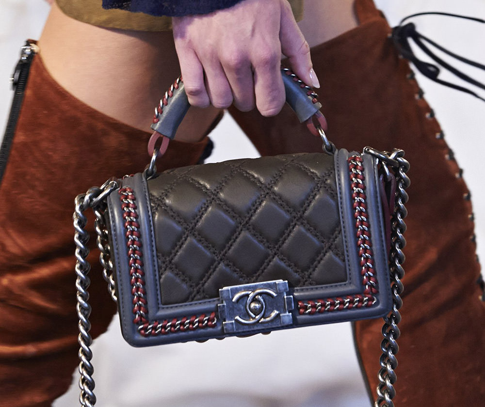 Chanel Metiers d'Art Paris-Salzburg 2015 Bags 12