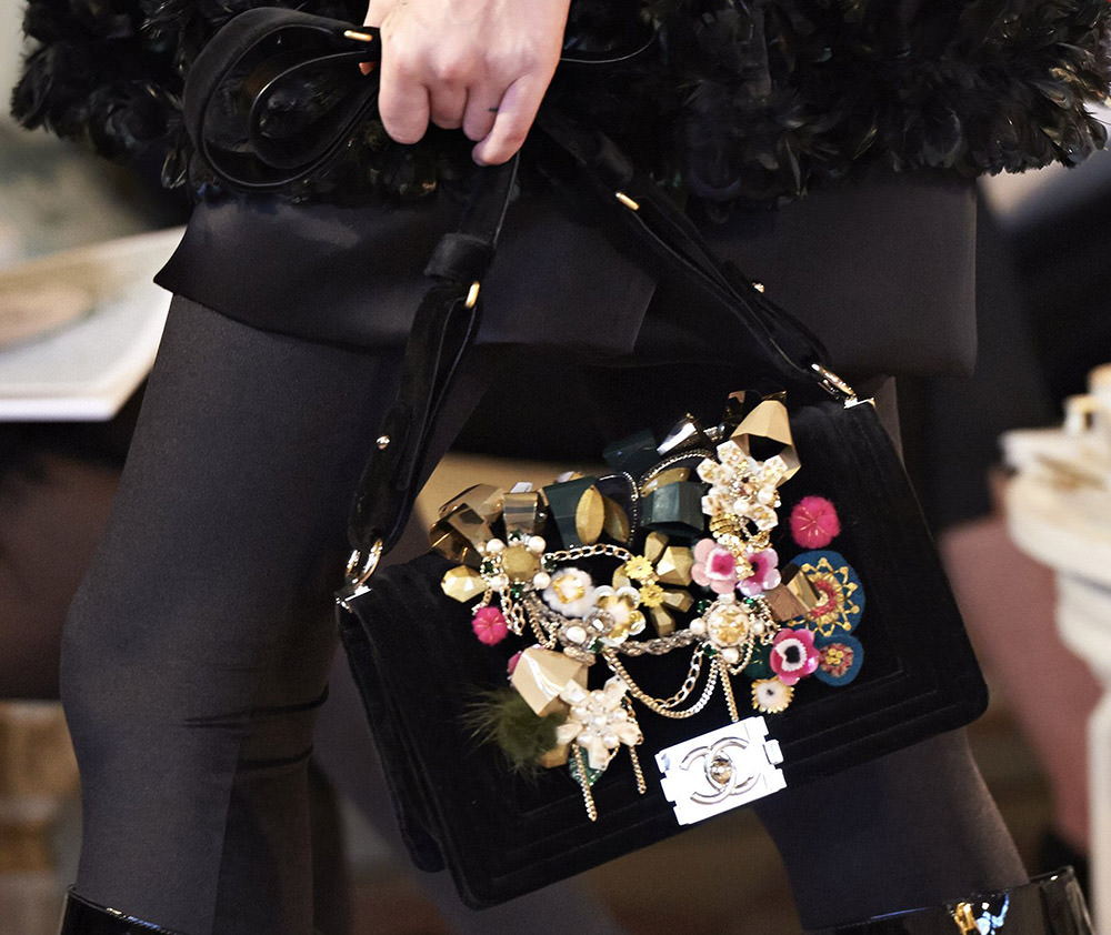 Chanel Metiers d'Art Paris-Salzburg 2015 Bags 19