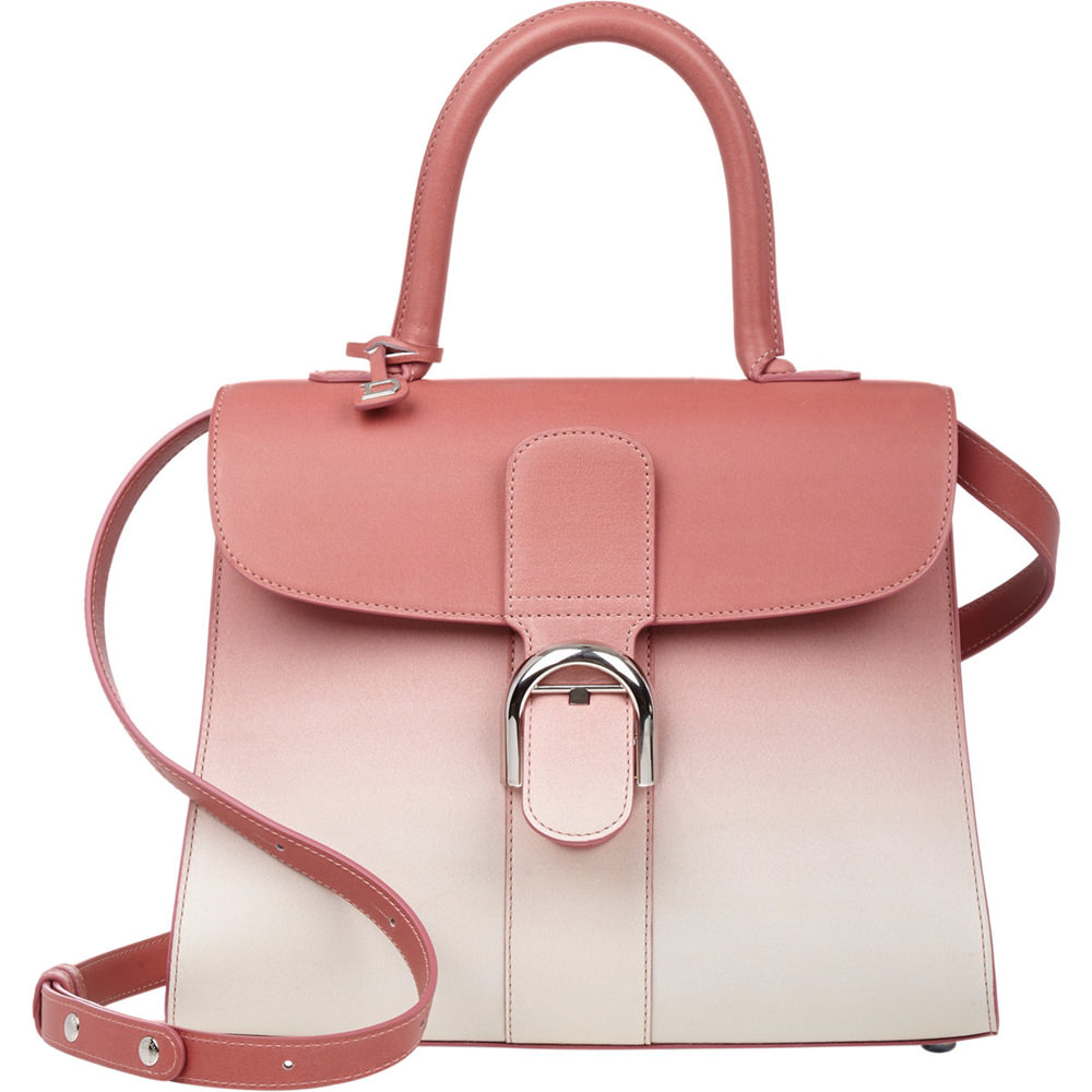 Delvaux Degrade Brillant MM Bag