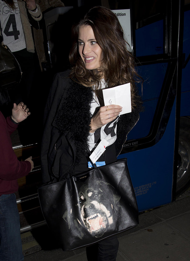 Dressed down Victoria Secrets Angels arrive at their London Hotel for the upcoming Victoria Secrets Show in London