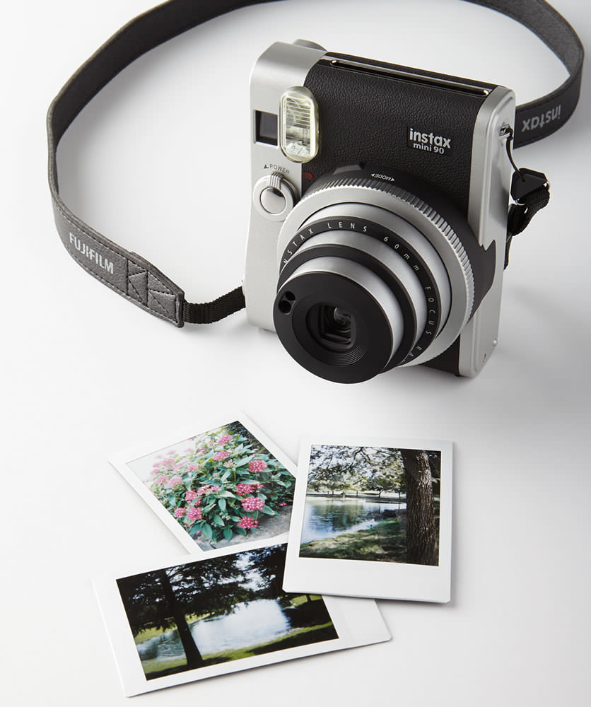 Fuji Instax Mini Camera with Film