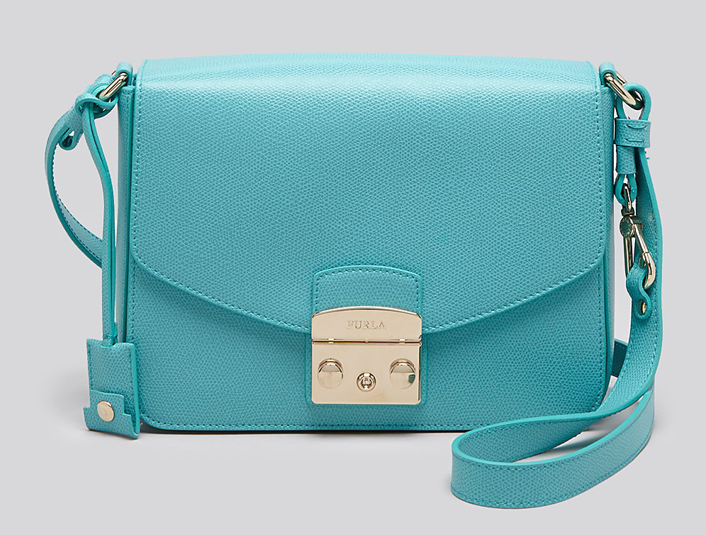 Furla Metropolis Small Shoulder Bag
