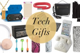Gift Guide 2014: 18 Tech Gifts for the Techie