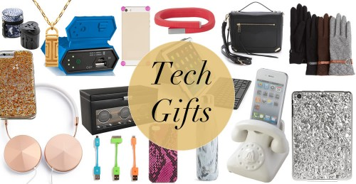 Gift Guide 2014 Tech Gifts