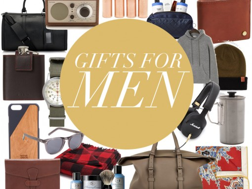 Gift Guide 2014: 20 Gifts to Satisfy All the Men in Your Life