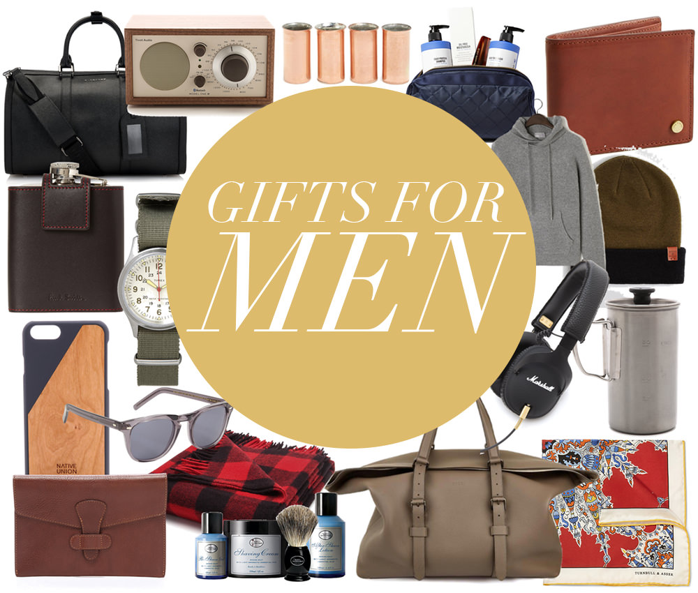 Gift Guide 2014 20 Gifts To Satisfy All The Men In Your Life