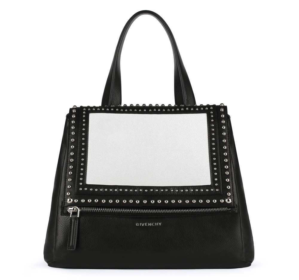 Givenchy Bicolor Studded Pure Bag