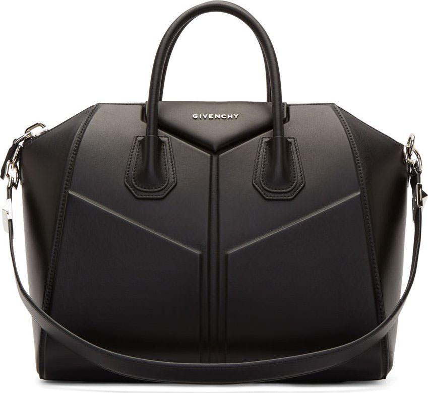 Givenchy Black Leather 3D Animation Antigona