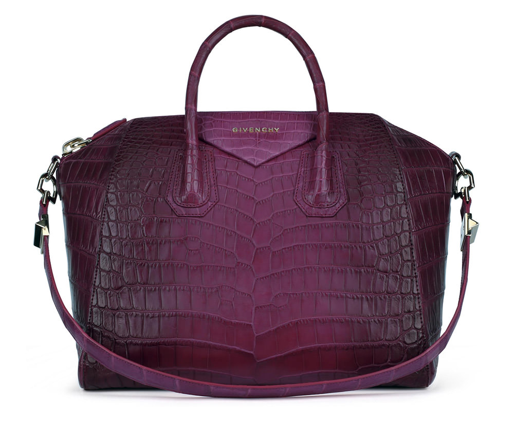 Givenchy Crocodile Antigona