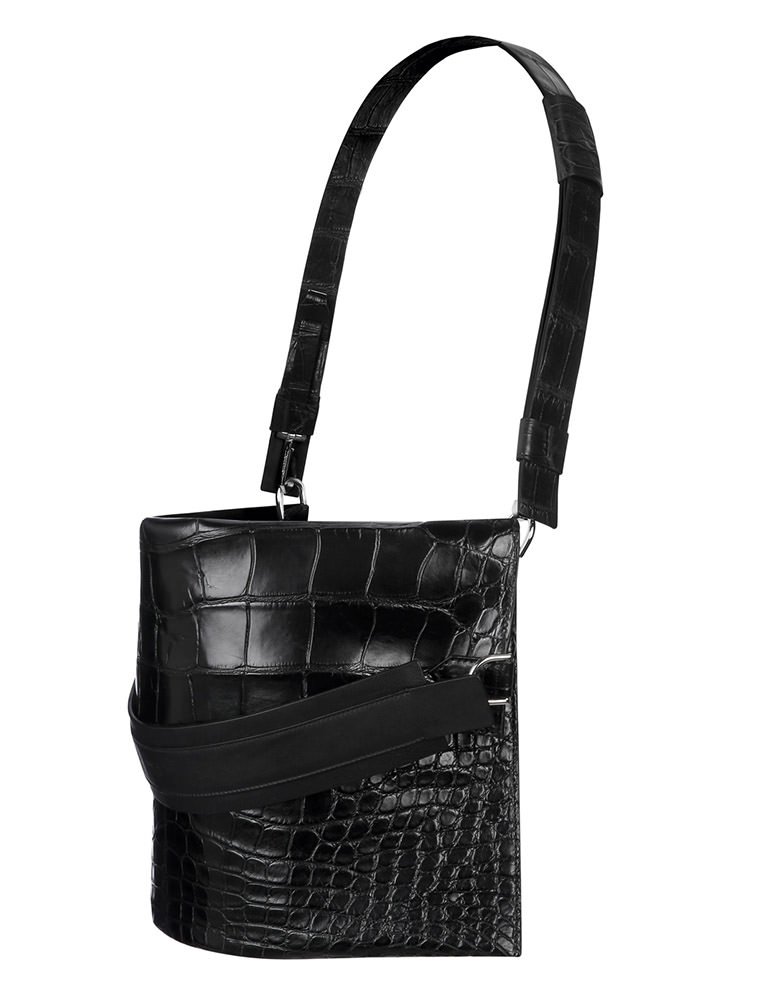Givenchy Crocodile Postino Bag