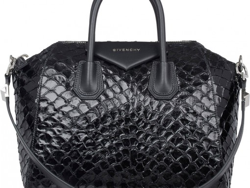 Givenchy Fish Skin Antigona Bag
