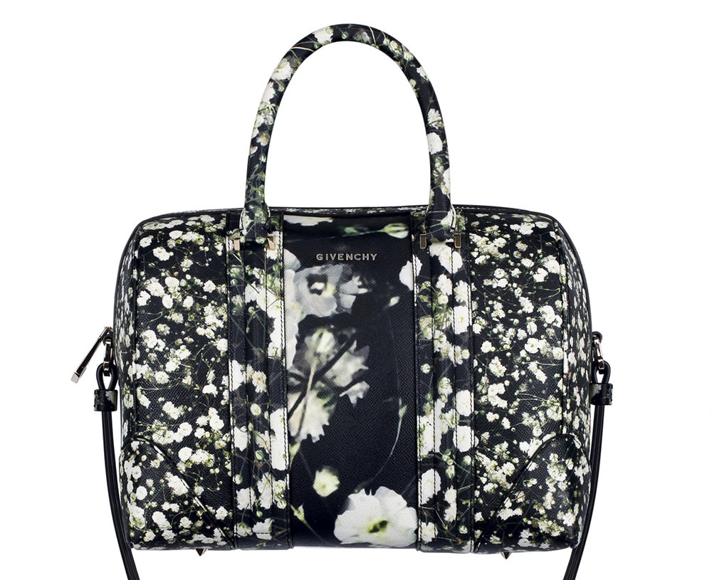 bb792c0b67 Givenchy Lucrezia Floral Bag - PurseBlog