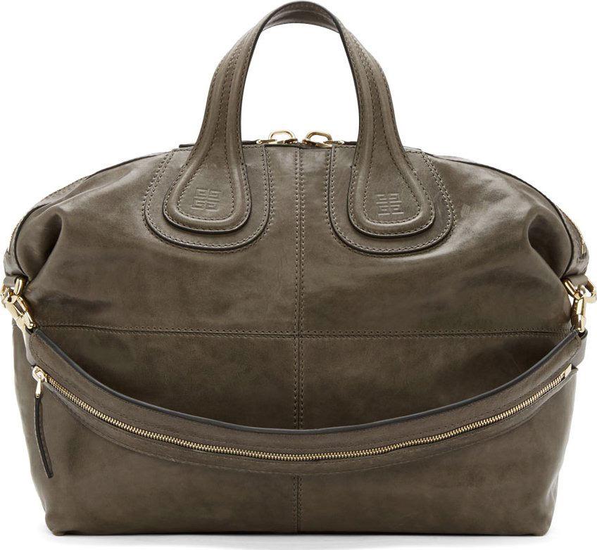 Givenchy Nightingale Bag Olive