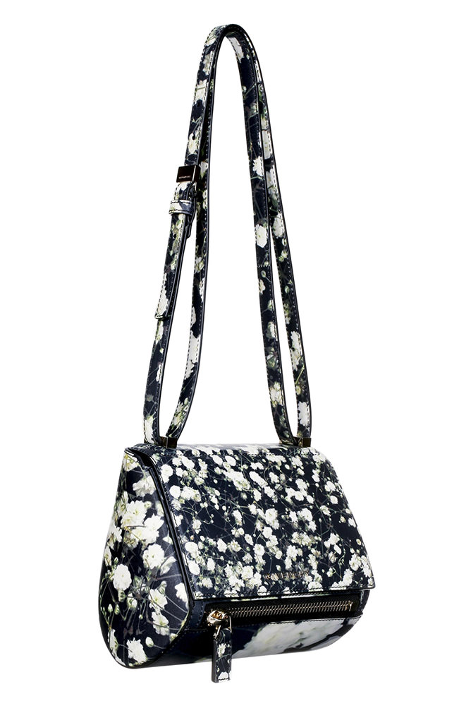 Givenchy Pandora Box Floral Bag