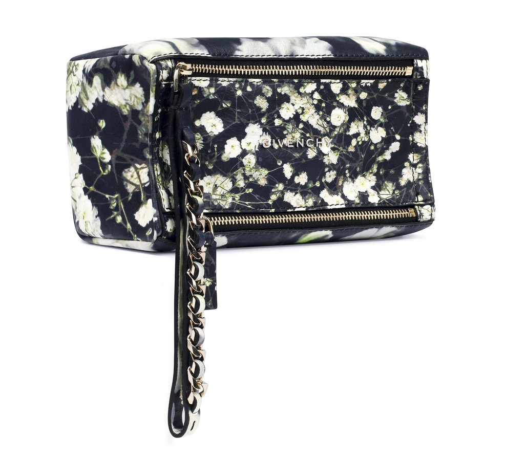 Givenchy Pandora Floral Clutch