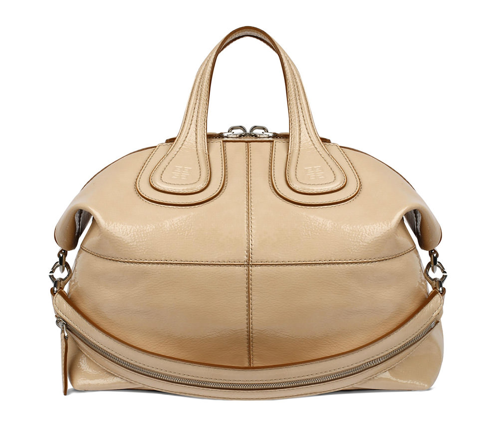 Givenchy Patent Nightingale Bag