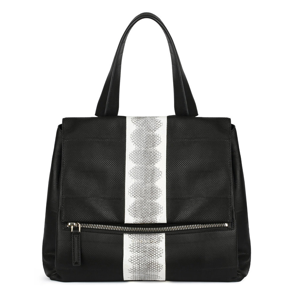 Givenchy Pure Watersnake Stripe Bag