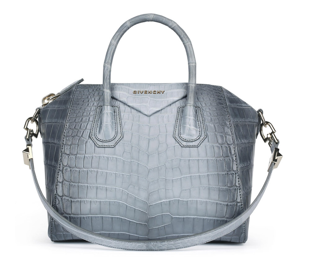 Givenchy Small Crocodile Antigona