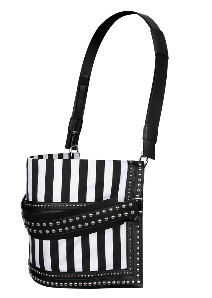 Givenchy Striped Postino Bag