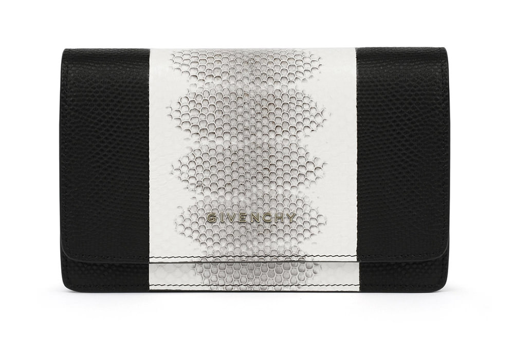 Givenchy Watersnake Clutch