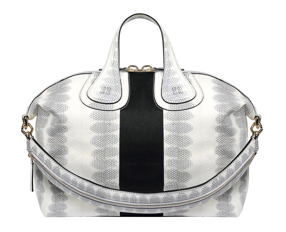 Givenchy Watersnake Nightingale bag