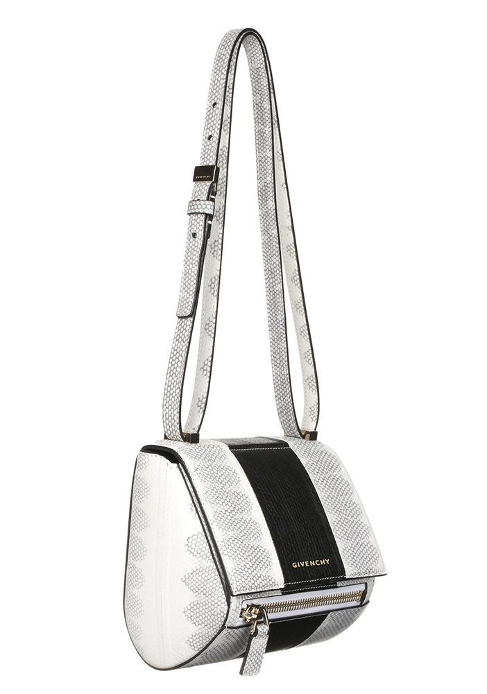 Givenchy Watersnake Pandora Box Bag