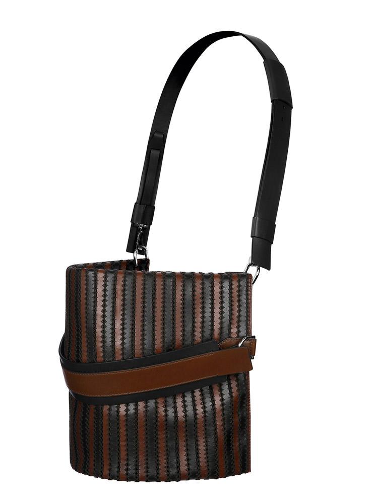 Givenchy Woven Postino Bag