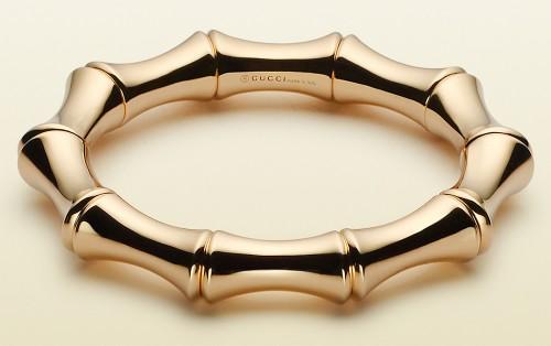 Gucci Bamboo Large Bracelet