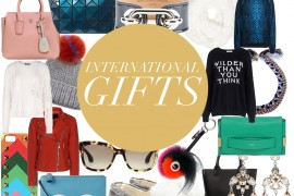 Gift Guide 2014: Easy Shopping for International Customers