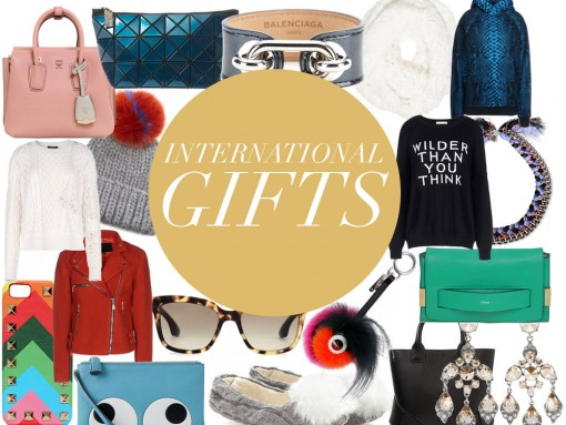 International Gift Guide 2014