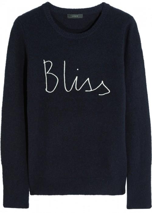 J Crew Hugo Guinness Bliss Knitted Sweater