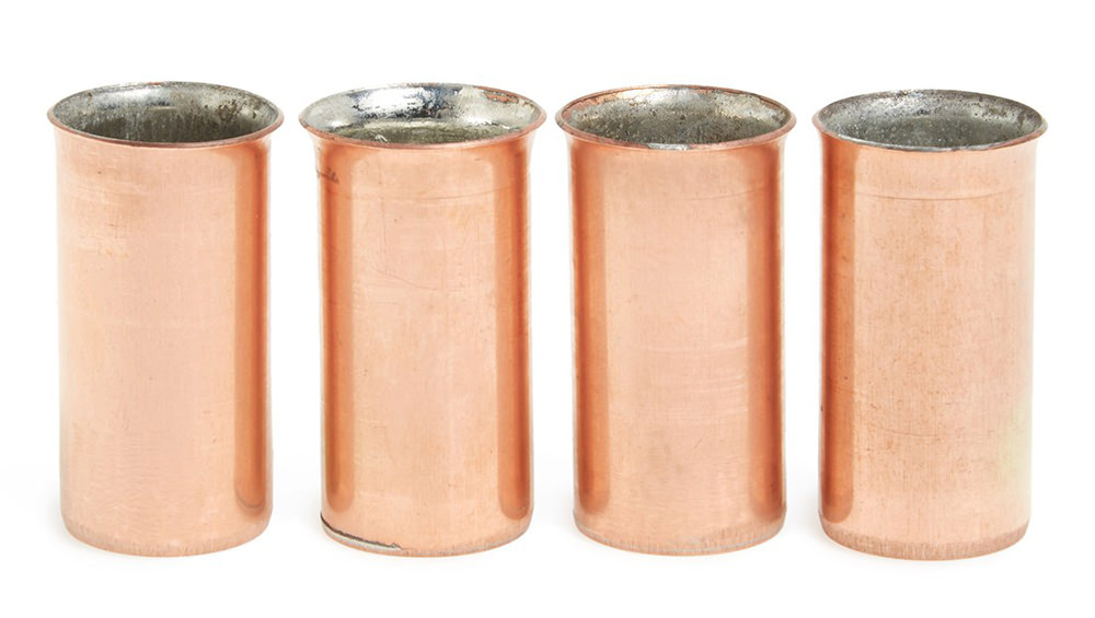 Jacob Bromwell Old West Shot Glasses