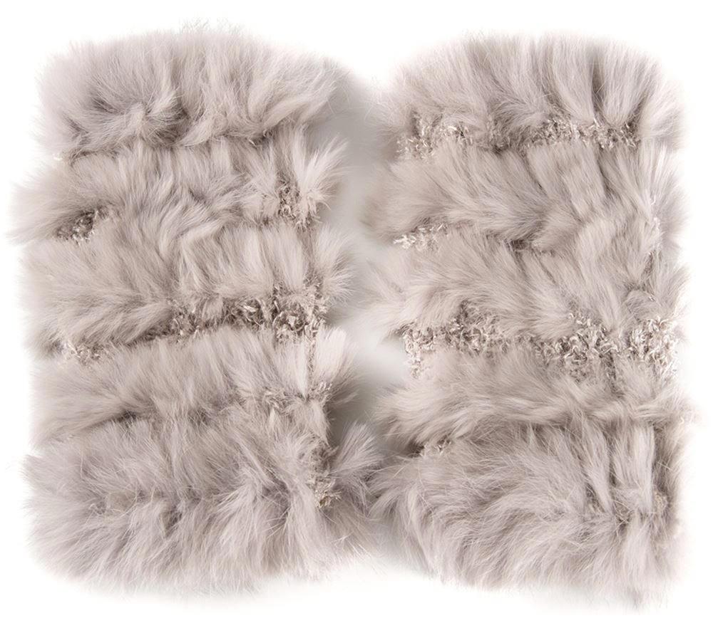 Jocelyn Mandy Fur Gloves