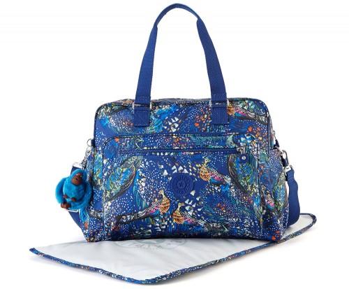 Kipling Alanna Printed Baby Bag