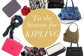 Gift Guide 2014: Holiday Shopping Made Easy With Kipling