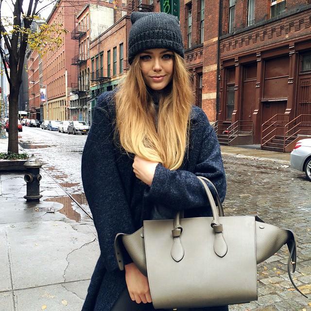 Kristina Bazan Celine Knot Bag