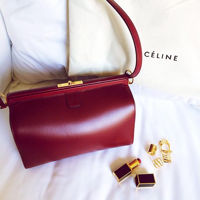Kristina Bazan Celine Mini Doc Bag