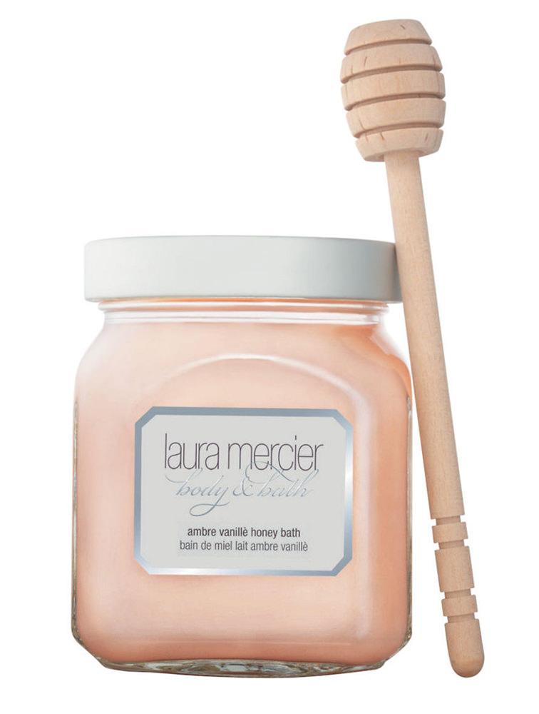 Laura Mercier Amber Vanilla Honey Bath